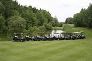Land & Golf Hotel Stromberg, Hotels  Stromberg - big - 24