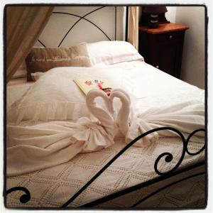 Le Tartarughe B&B, Bed & Breakfasts  Magliano in Toscana - big - 9