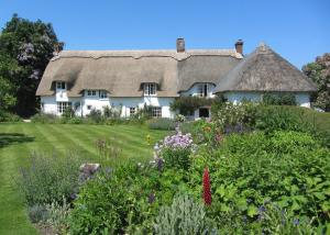 Honeycombe Cottage in Bere Regis, Dorset, England