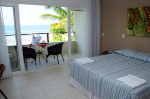 Super Deluxe Double Room with Sea View and Balcony