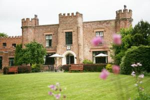 Crabwall Manor Hotel & Spa in Chester, Cheshire, England