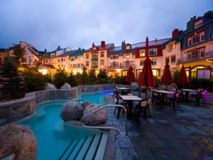Condo At Hilton Place Saint Bernard By Tremblant Vip Lodging