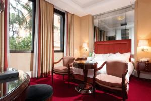 Hotel Lord Byron - Small Luxury Hotels of the World: hotels Rome - Pensionhotel - Hotels