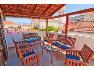 Villa Mia Casa: pension in Supetar - Pensionhotel - Guesthouses