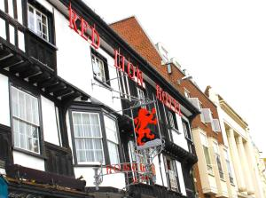 Brook Red Lion Hotel in Colchester, Essex, England