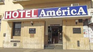 Hotel America, Hotels  Buenos Aires - big - 15