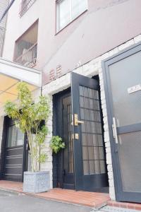 Apollo 4 Person Family Apartment At Namba