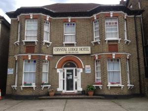The Crystal Lodge Hotel in Croydon, Greater London, England