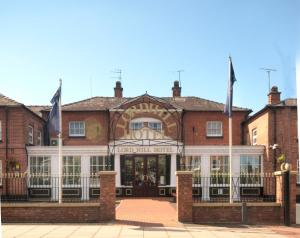 Lord Hill Hotel & Restaurant in Shrewsbury, Shropshire, England