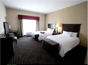 Queen Room with Two Queen Beds - Hearing and Disability Accessible/Non-Smoking