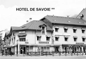 Photo of Hôtel De Savoie