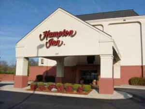 Hampton Inn Florence Midtown booking
