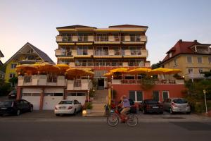 Seehotel OFF, Hotely  Meersburg - big - 31