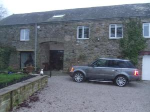 Tithe Barn Bed and Breakfast, Bed and breakfasts  Carnforth - big - 37