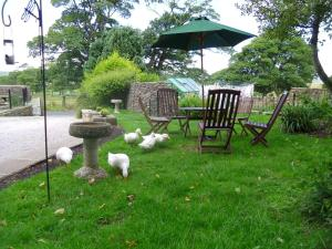 Tithe Barn Bed and Breakfast, Bed and breakfasts  Carnforth - big - 39