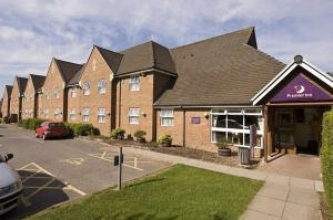 Premier Inn Portsmouth (Port Solent East) in Portsmouth, Hampshire, England
