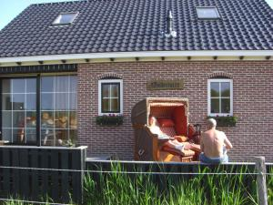 Waddenstee, Holiday homes  Westernieland - big - 30