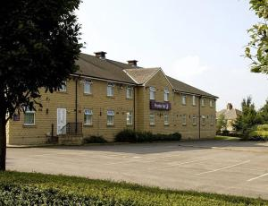 Premier Inn Huddersfield West in Huddersfield, West Yorkshire, England