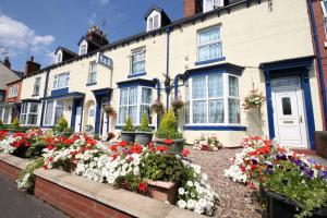 Meadows Way Guest House in Uttoxeter, Staffordshire, England