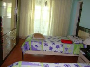 Bed in 2-Bed Dormitory Room with Bathroom