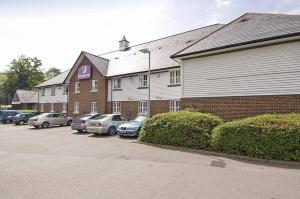 Premier Inn Maidstone (Sandling) in Maidstone, Kent, England