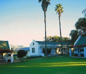Constantia Uitsig Country Hotel