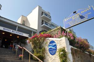 The Hannafore Point Hotel in West Looe, Cornwall, England