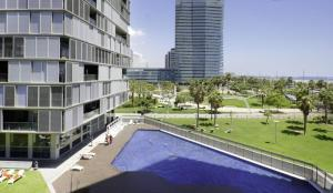 First Line Beach Apartment Barcelone