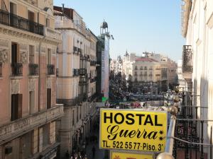 Pension Hostal Guerra, Madrid