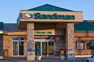 Photo of Sandman Hotel Edmonton West