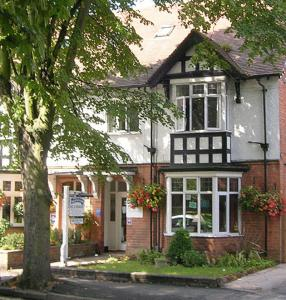 Salamander Guest House in Stratford-upon-Avon, Warwickshire, England