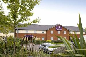 Premier Inn Market Harborough in Market Harborough, Leicestershire, England
