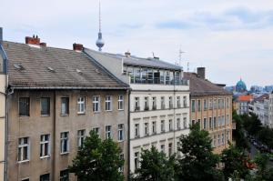 City-Center 3-room apartman in Mitte