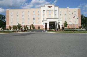 Hampton Inn Richmond   Airport