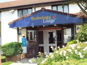 Redwings Lodge Baldock in Baldock, Hertfordshire, England