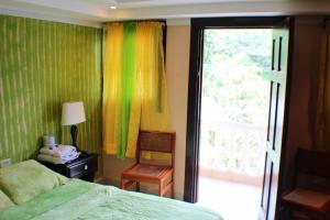 Riverside Double Room with Balcony