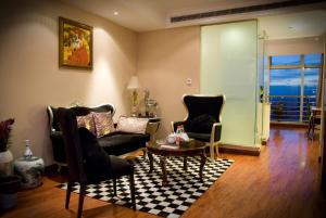 Chenlong Service Apartment - Yuanda building, Aparthotels  Shanghai - big - 58