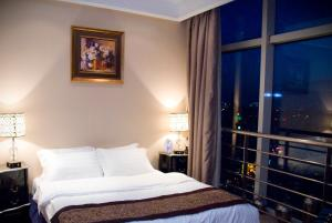 Chenlong Service Apartment - Yuanda building, Aparthotels  Shanghai - big - 19