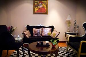 Chenlong Service Apartment - Yuanda building, Aparthotels  Shanghai - big - 4