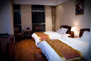 Chenlong Service Apartment - Yuanda building, Aparthotels  Shanghai - big - 33