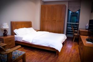 Chenlong Service Apartment - Yuanda building, Aparthotels  Shanghai - big - 26
