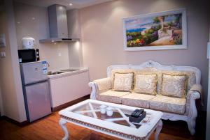 Chenlong Service Apartment - Yuanda building, Aparthotels  Shanghai - big - 7