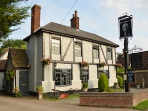 The King William IV in Great Chishall, Cambridgeshire, England