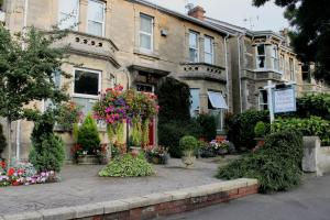 Milton House bed and breakfast in Bath, Somerset, England