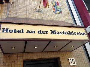 Hotel an der Marktkirche, Guest houses  Hannover - big - 1