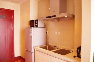 Chenlong Service Apartment - Yuanda building, Aparthotels  Shanghai - big - 44