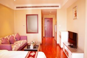 Chenlong Service Apartment - Yuanda building, Aparthotels  Shanghai - big - 45