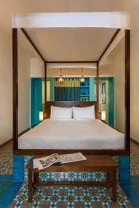 Villa Shanti, Hotel  Pondicherry - big - 6