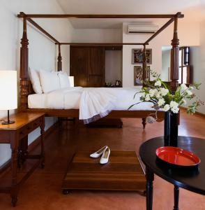 Villa Shanti, Hotel  Pondicherry - big - 8