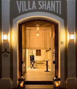 Villa Shanti, Hotel  Pondicherry - big - 1